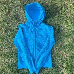 Lululemon Yoga Jacket/Zip-up